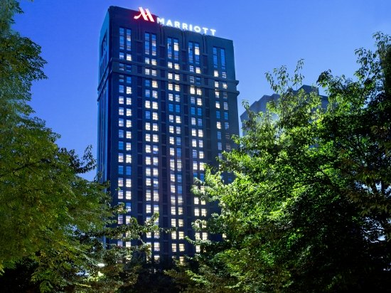 Marriott Executive Apartments The Fairway Place-Xi'an