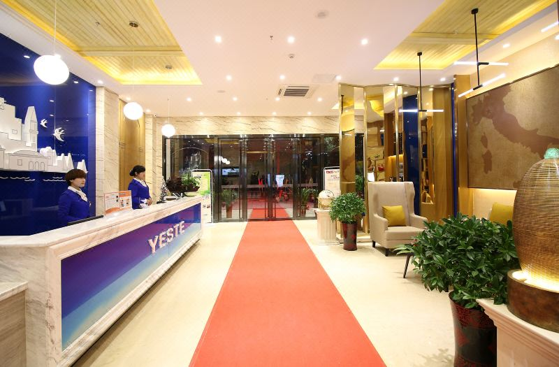 Yeste Hotel (Shaoshan People's Square)