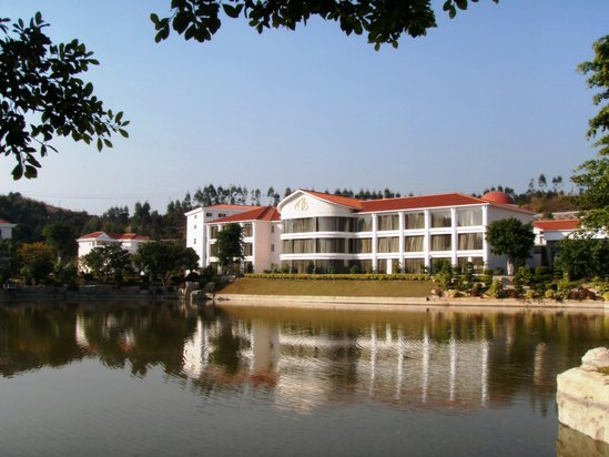Grand Winner International Hot Spring Garden Hotel